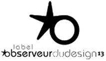 Label Observeur du Design 2013 obtenu par la chauffeuse Karla de Sokoa