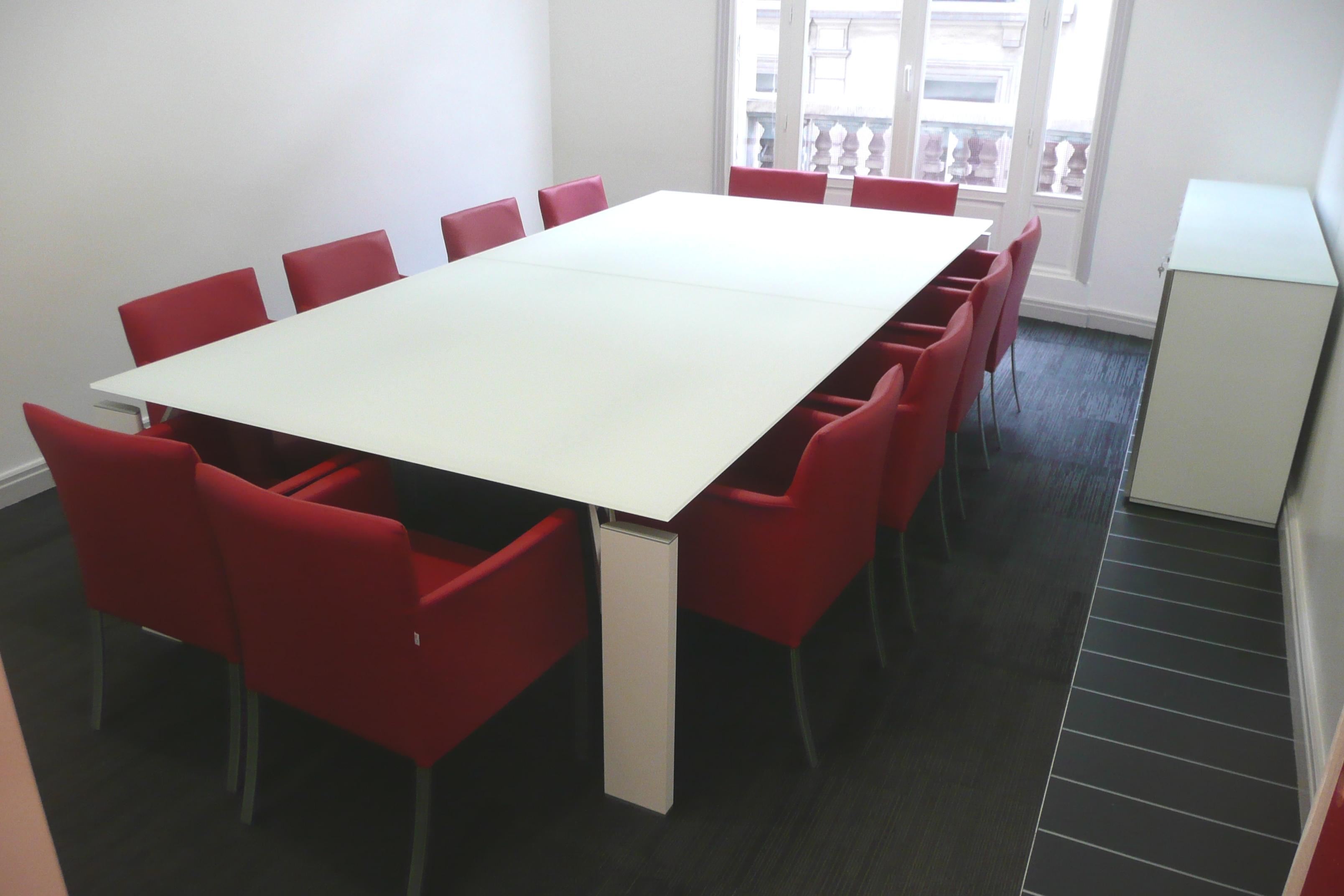 Un salon VIP design réalisé par Concept Bureau