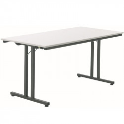 Table rectangulaire pliante CHIDAY