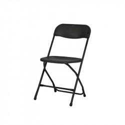 Chaise pliante KARANA - lot de 8