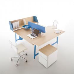 Bureaux open space New Color