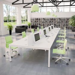 Bureaux 6 personnes design
