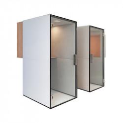Cabines acoustiques de bureau fermées
