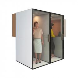 Cabine acoustique de bureau CONFIX