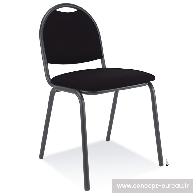 Lot de 4 chaises multi-usages MILS