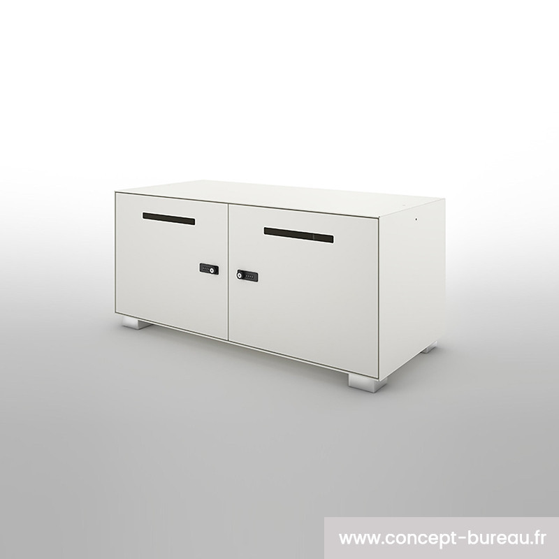 Casier de bureau pour open space