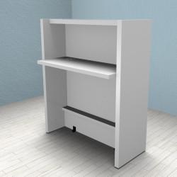 Petit comptoir d'accueil design - DANCOURT