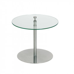Table basse en verre design VOVES