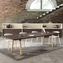 Grande table de réunion design