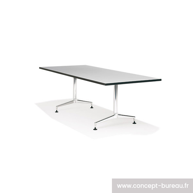 Table de reunion stratifie Onadesk serie 8400
