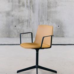 Fauteuil de réunion design - YASMA