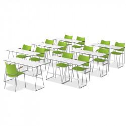Table de formation empilable - ECHO