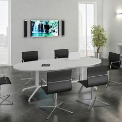 Table de réunion pour 6 personnes
