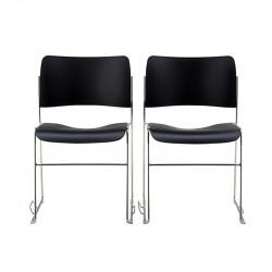 Chaise empilable pour salle de conférence 40/4