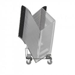 Chariot de transport pour chaise de conférence 40/4