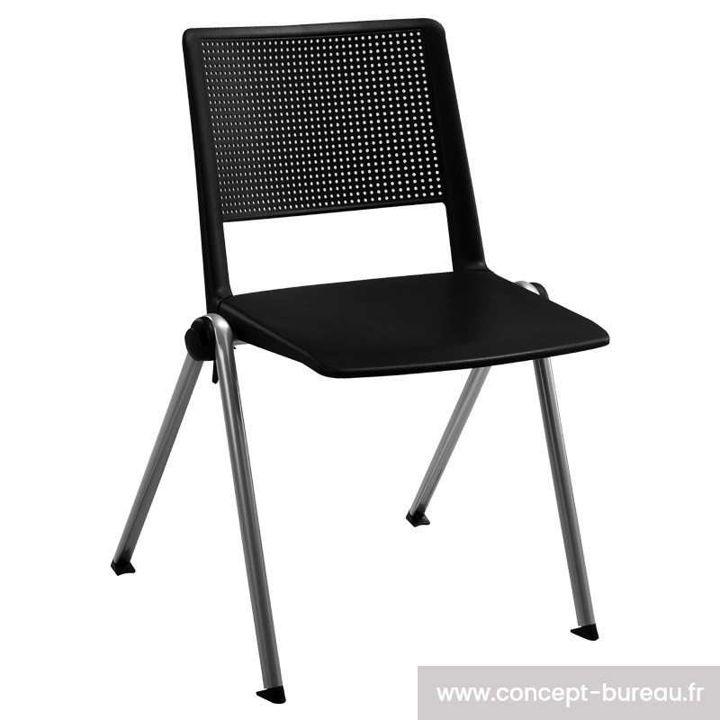 Chaise polypro empilable - SIMPLY