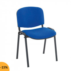 Chaise empilable non feu - COMBE