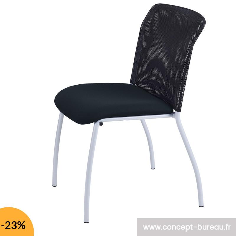 Chaise de réunion design et confortable - HILARY