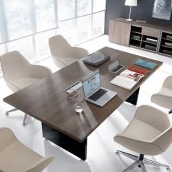 Table de réunion 8 personnes