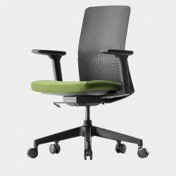 fauteuil de bureau avec accoudoirs