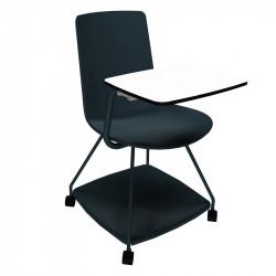 chaise roulante avec tablette