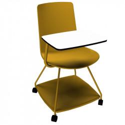 chaise de classe avec tablette
