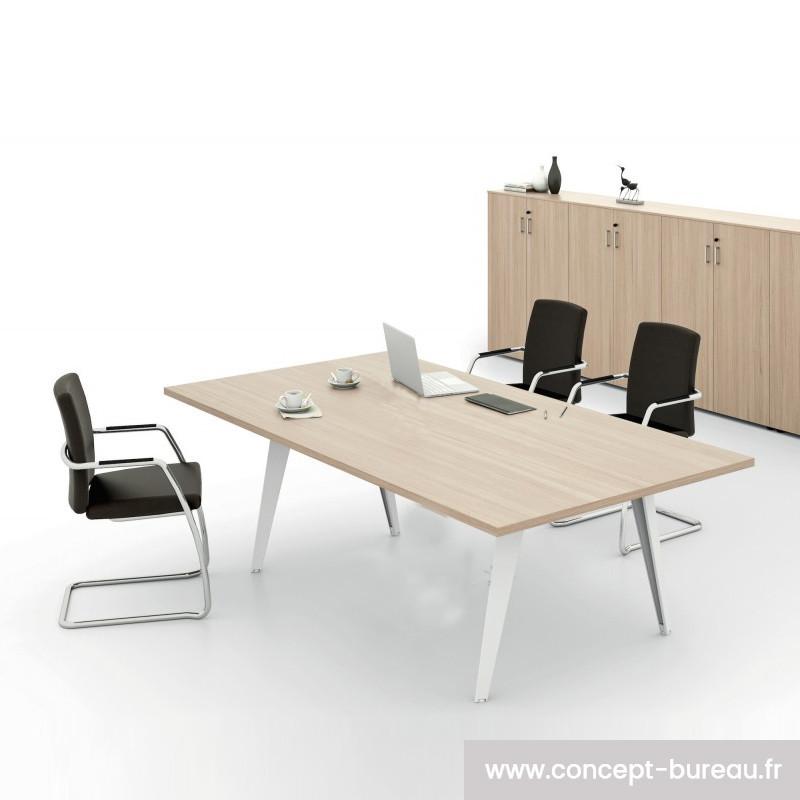 Table de réunion 8 personnes - DRALET