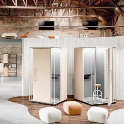 Cabine acoustique pour open space
