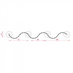 Cloison acoustique modulaire - FLEXI