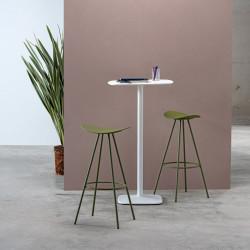 Table haute mange debout H110cm