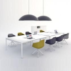 Table de conférence design 12 personnes