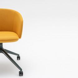 fauteuil de réunion confortable