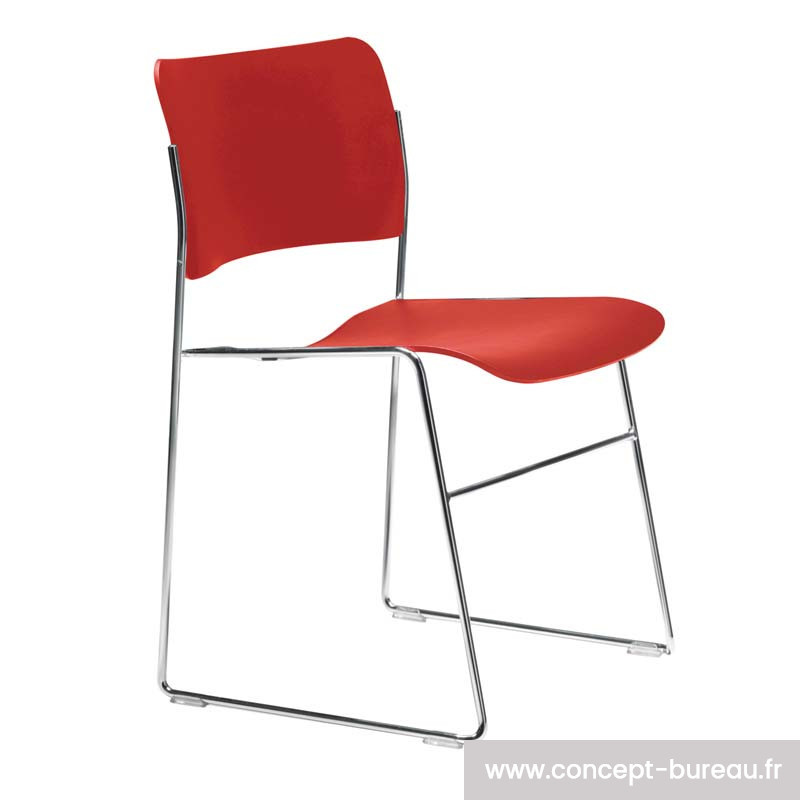 Chaise empilable 40/4