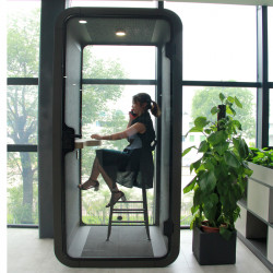 Phone box bureau