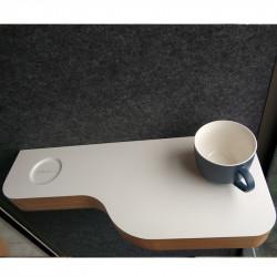 Tablette pour phone box