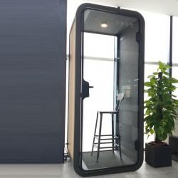 Cabine acoustique open space 1 personne