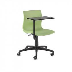 Chaise avec tablette intégrée 360°