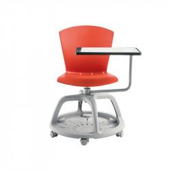 Chaise de conférence avec tablette