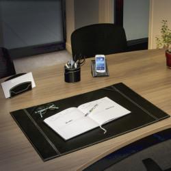 Set de bureau noir