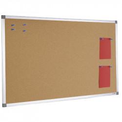 Tableau d'affichage en liège 60x90