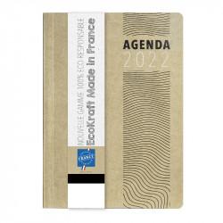 Agenda 17 x 24 éco-responsable 2022