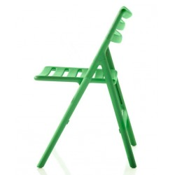 Chaise pliante FOLDING CHAIR coloris vert