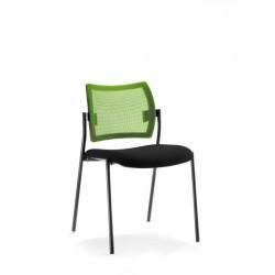 Chaise multi-usages TOURZELLE résille verte