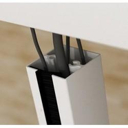 Colonne passe-câbles Wire