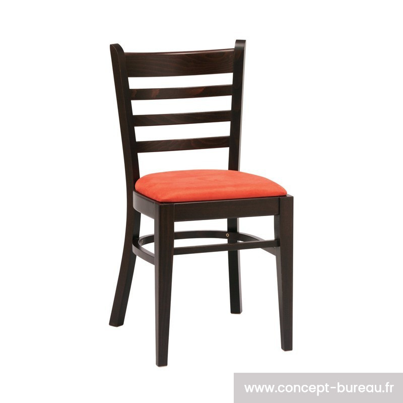 Chaise de restaurant WUUD tapissée