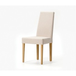 Chaise de restaurant Sammeva en Blanc