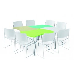 Table à plateau rabattable WORK & GO