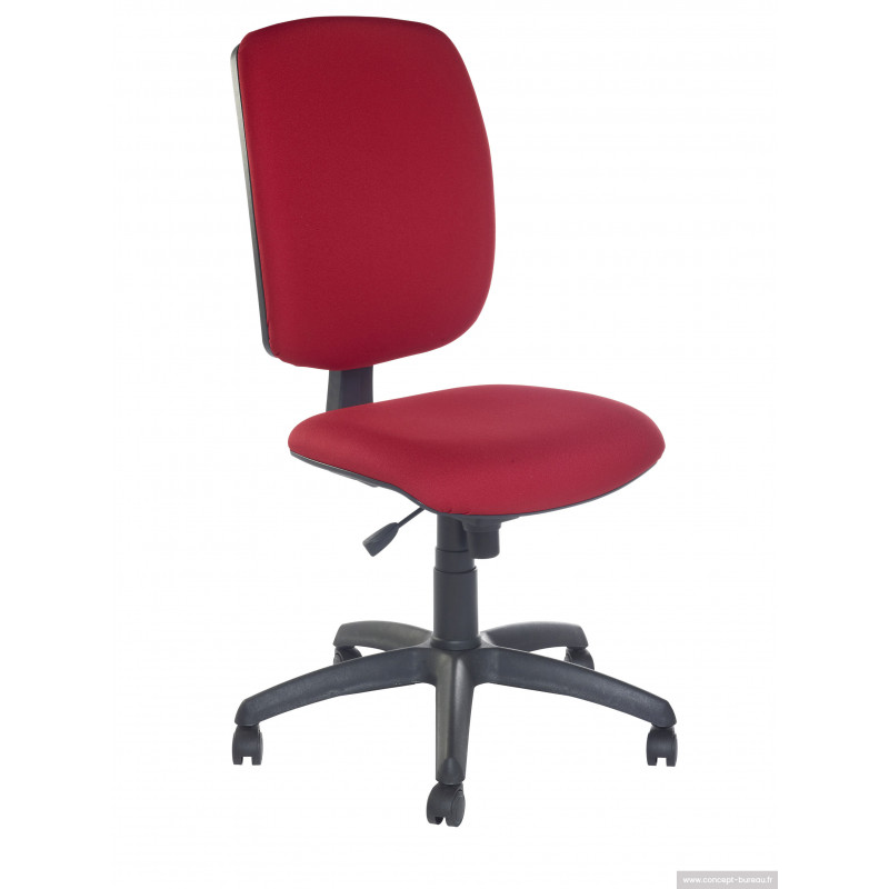 Chaise de bureau SHINA Rouge
