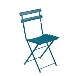 Chaise pliante de jardin ARC EN CIEL