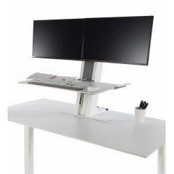Support écran ergonomique - QUICKSTAND